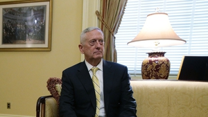 James Mattis was viewed as a stabilising figure in an increasingly chaotic White House