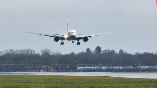 The disruption saw around 1,000 flights cancelled or diverted over three days before Christmas