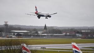 Around 1,000 flights were cancelled or diverted over three days