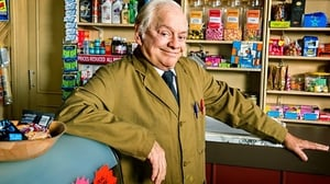 "David Jason as Granville - ""It always gives me great pleasure to look forward to working with such a wonderful and talented cast and crew, kick-started by the creation of such a surreal and silly world courtesy of Roy Clarke"""