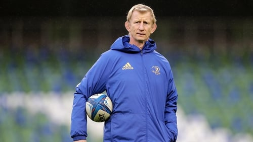 Leo Cullen has made 12 changes to his Leinster team to face Connacht this weekend