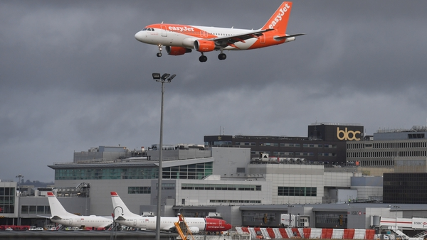 Gatwick is the UK's second busiest airport