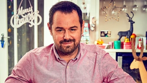 """Danny Dyer - """"If we need anything for 2019, it's for each of us to find who we look up to"""""""