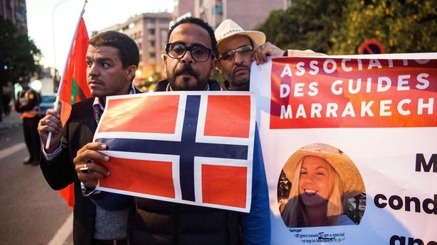 Morocco arrests after murder of two Scandinavian hikers