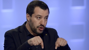 Interior Minister Matteo Salvini said becoming a burglar in Italy would a dangerous undertaking from today