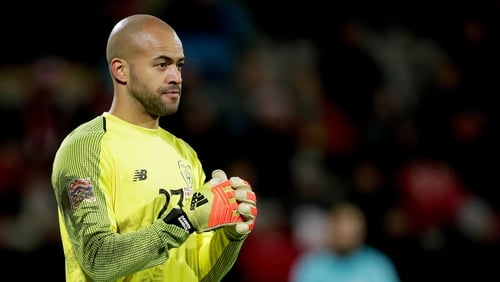 Darren Randolph is set for a return to the Premier League