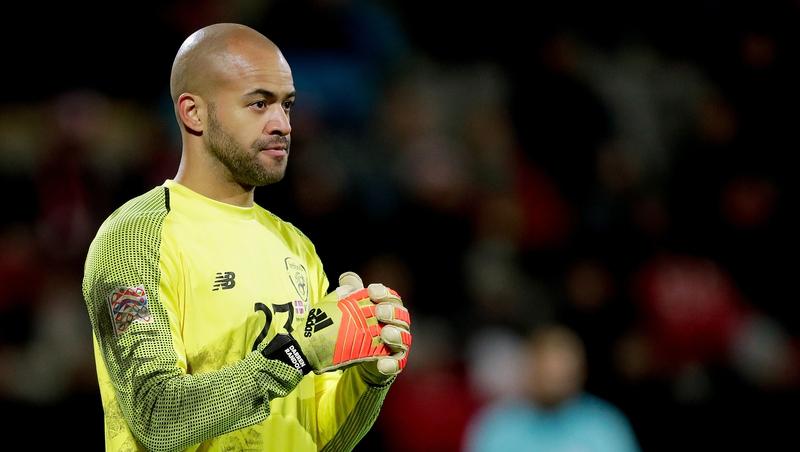 Randolph close to West Ham return