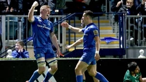 Leinster thrilled their fans late on