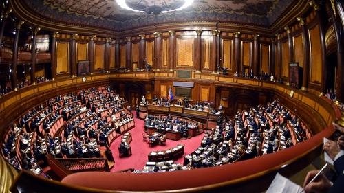 The Italian Senate passed the new budget