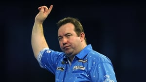 Brendan Dolan is through to the last 16 of the PDC World Championship