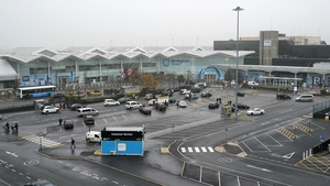 The airport has apologised to customers for the disruption