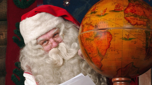 How effective is Santa's method of measuring who's good and bad?