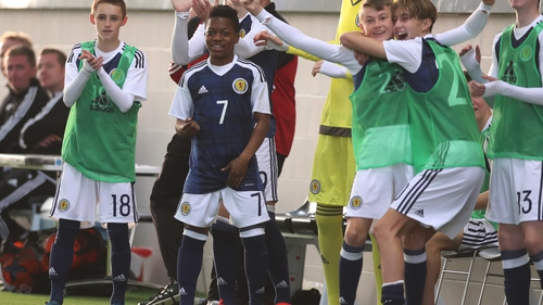 Karamoko Dembele is tipped to have a big future ahead of him