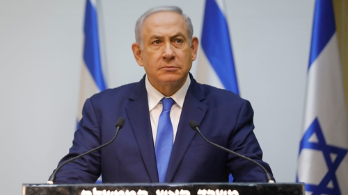 Israel's PM announces second nationwide lockdown