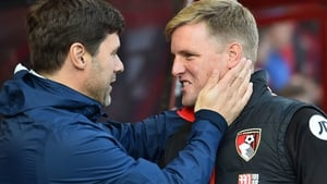 Bournemouth visit Wembley on Wednesday
