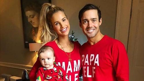 Vogue Williams, Spencer Matthews and their son Theodore. Image: Instagram/VogueWilliams