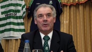 """Joe Colwell was described as a """"true gentleman"""" in a statement released by Shamrock Rovers"""