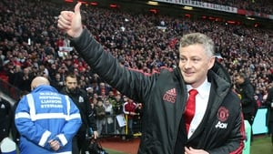 Ole Gunnar Solskjaer has lifted a cloud around Old Trafford