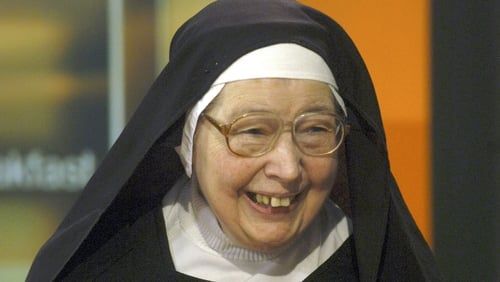 Sister Wendy Beckett presented a number of series for the BBC in the 1990s, including Sister Wendy's Odyssey and Sister Wendy's Grand Tour