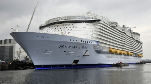 British cruise ship entertainer missing after going overboard