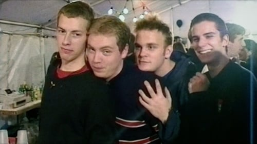 The young Coldplay
