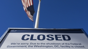 800,000 federal workers are facing missing a second pay cheque due to the shutdown