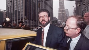 Gerry Adams was granted a visit to New York to speak at a conference on Northern Ireland