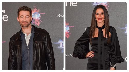 Matthew Morrison and Cheryl