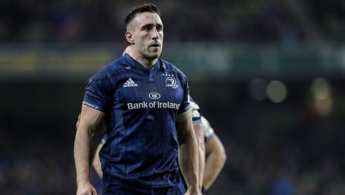 'It's obviously a very tense affair. It's fantastic to be travelling down to Thomond Park to a nearly sold-out crowd'