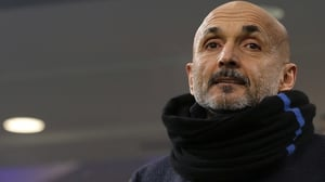 "Inter Milan boss Luciano Spalletti: ""I condemn [what happened] with no ifs and buts."""