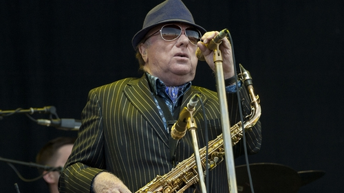 Van Morrison: pet sounds seemed to be in the offing rather than musical sounds