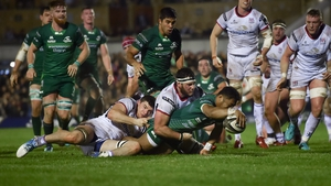 Connacht take an early lead
