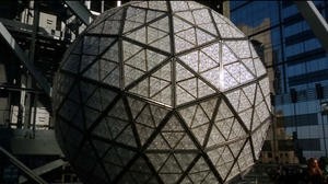 On New Year's Eve, more than one million people are expected to crowd Times Square to watch the crystal ball descend from the top of One Times Square to mark the start of 2019