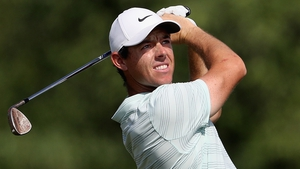 Rory McIlroy is focusing on his preparation for the major