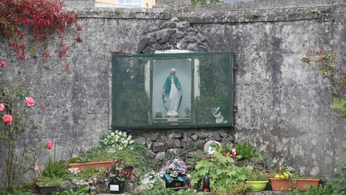 Significant quantities of human remains were discovered at the site in Tuam