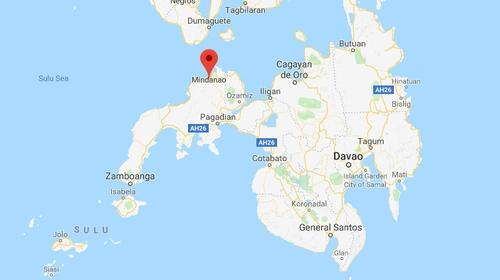 6.9-magnitude quake hits Philippines