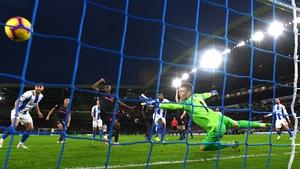Jurgen Locadia scored for Brighton