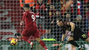 Liverpool hammered Arsenal 5-1 to keep up their title push