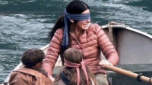 Here's why we didn't see the monsters in 'Bird Box'