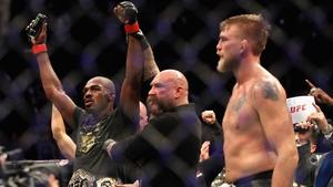 Jon Jones is the new UFC light-heavyweight champion