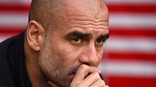 """Pep Guardiola: """"When you are fighting people want to underestimate what you achieve."""""""