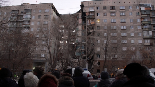 Russian Apartment Block Blast Kills 3, Dozens Missing