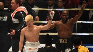 Floyd Mayweather  took just two minutes to beat Tenshin Nasukawa