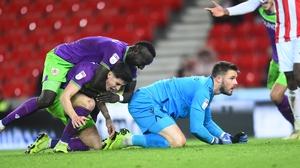 Callum O'Dowda scored Bristol City's second