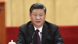 "Xi Jinping said ""reunification"" must come under a one-China principle that accepts Taiwan as part of China"