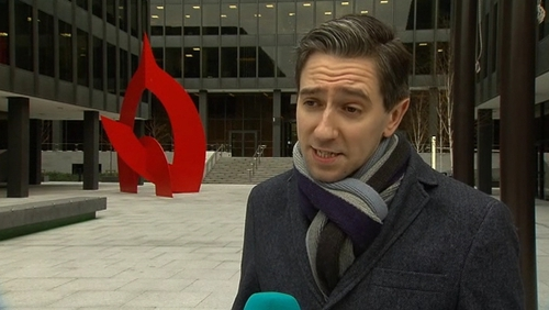 Simon Harris said both he and the HSE would take leaks of a patient's private information 'very seriously'