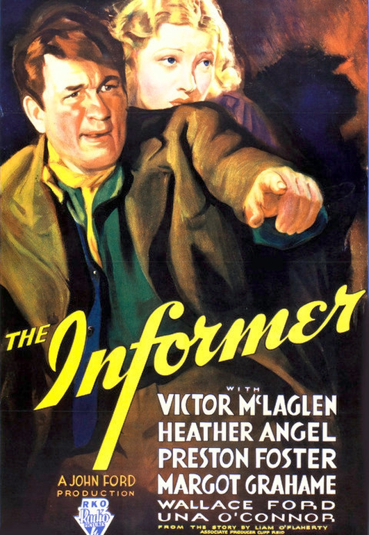 """""""The Informer"""", a film by John Ford"""