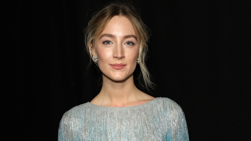 Saoirse Ronan gave James McAvoy some inspiration