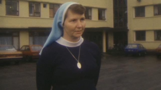 Sr Geraldine, Calvary Hospital (1984)