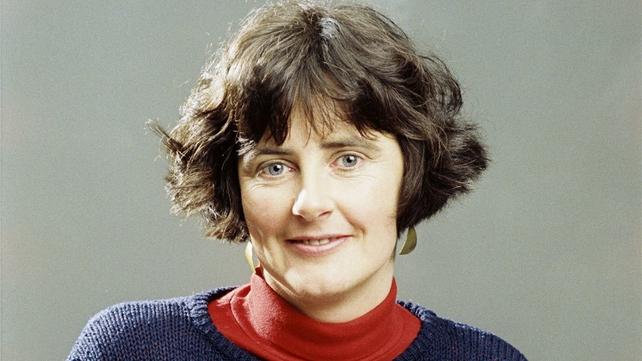 RTÉ producer Caroline Murphy (1989)